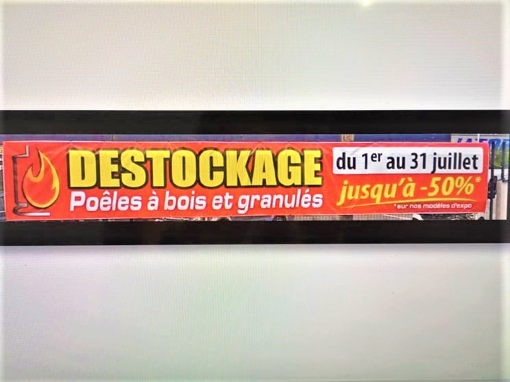 Déstockage du 1er au 31 juillet !!!!!!!!!!!!!